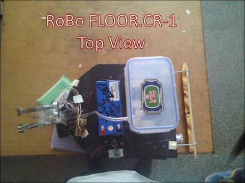 Floor Cleaning Robot autonomous