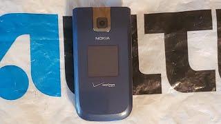 Verizon Wireless Nokia Mirage (2605)
