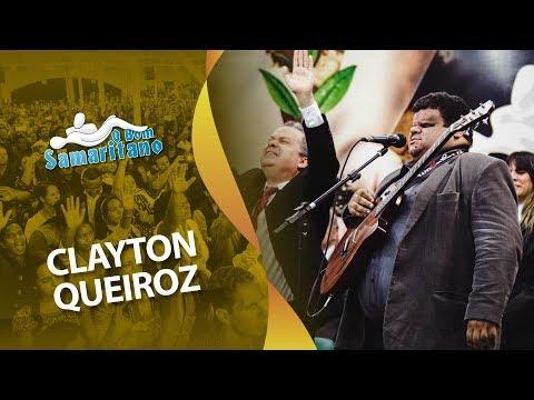Clayton Queiroz | Vigília O Bom Samaritano | Setembro 2017