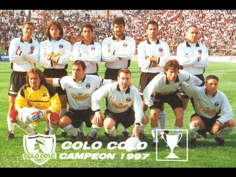 Campaña de Colo Colo en Copa Libertadores de América 1997