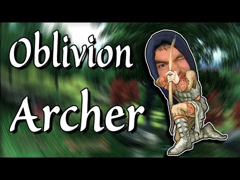 How to Make a BETTER Archer in Oblivion