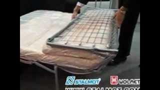 видео Ремонт французской раскладушки