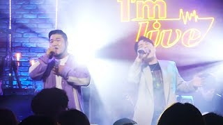 Joining us on this week's i'm live is the vocal duo gb9! comprised of gil-gu and bong-gu, has been capturing everyone's attention right from their de...