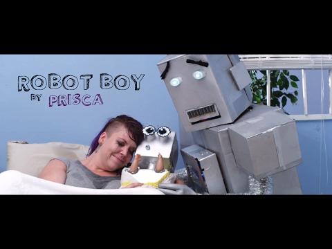 PRISCA - Robot Boy