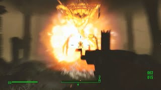 Fallout 4 - наткнулся на МАТКУ БОЛОТНИКОВ БОСС