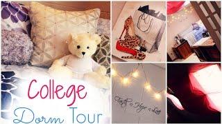 College Dorm Tour 2014 Thumbnail