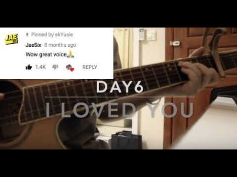(NOTICED BY DAY6'S JAE!!!) DAY6 (데이식스)– I LOVED YOU (ACOUSTIC COVER)