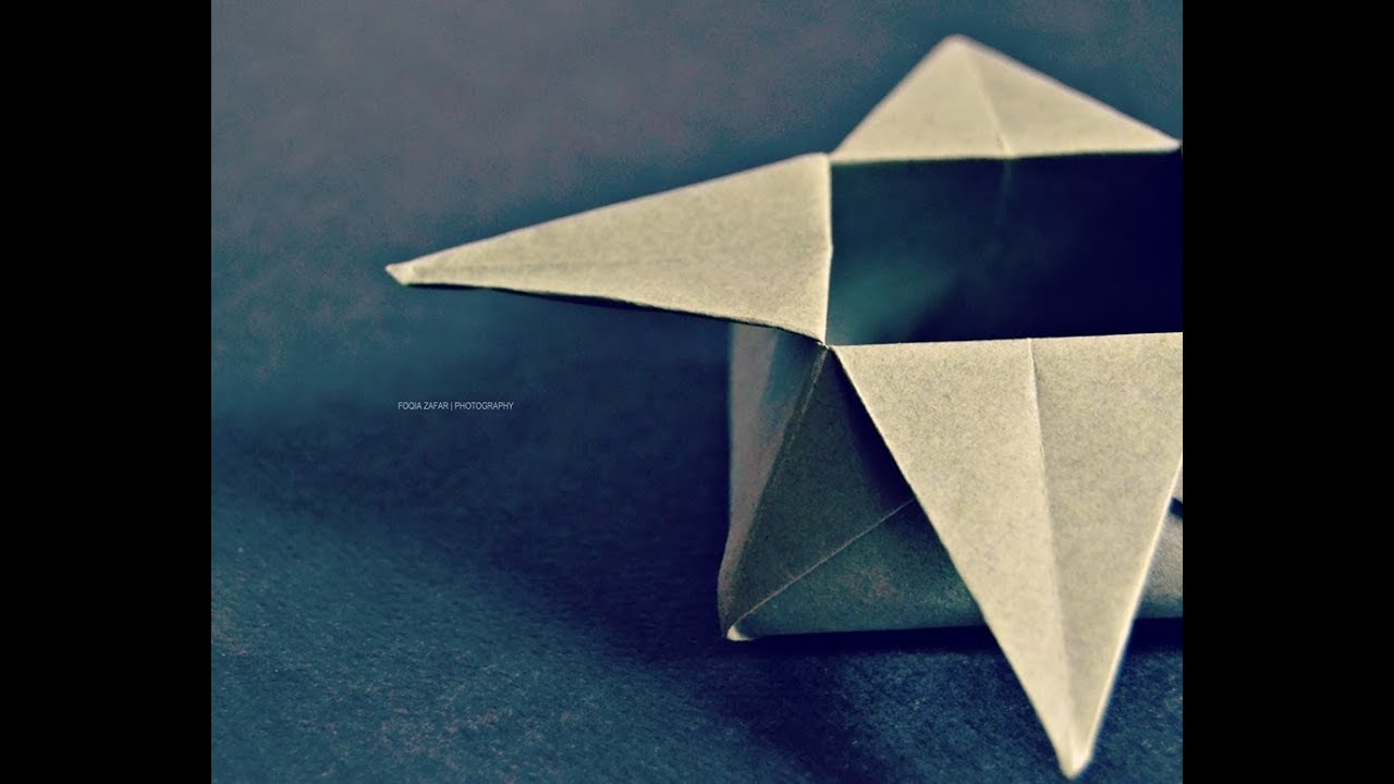 33 origami star box youtube 33 origami star box jeuxipadfo Image collections