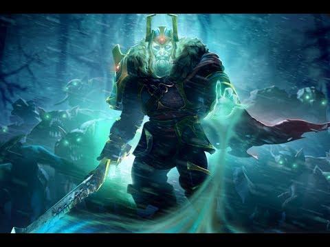 видео: dota 2: guide wraith king. Гайд по Леорику