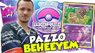 BEST BUDGET DECK | BEHEEYEM World Championship 2019 Deck | Pokemon TCGO ITA