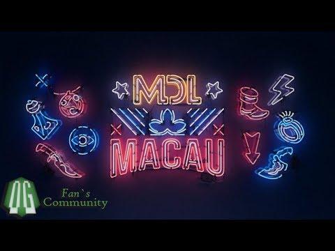 OG vs TNC - Game 1 - MDL Macau - Final.