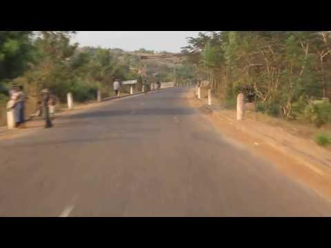 Burundi road