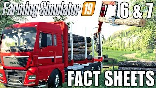 farming simulator 19 fact sheets