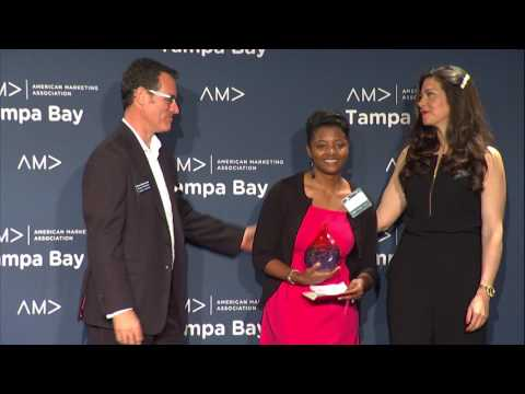 2016 AMA Marketer of the Year -  Special Events Award Winner