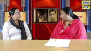 Do Gallan Kariye -  Balbir Kaur Dhillon (Media Punjab TV)