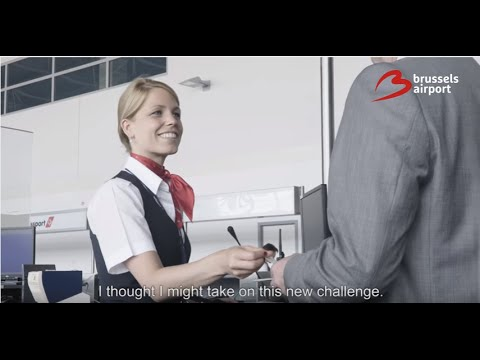 Meet Isabelle, Passenger Service Agent at Swissport