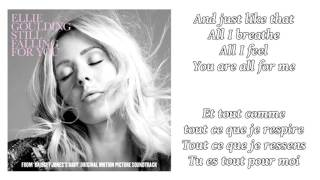 Ellie Goulding - Still Falling For You ║ Lyrics & Traduction en Français Mp3