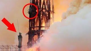 حقائق صادمة عن كاتدرائية نوتردام بـباريس الفرنسية وما اخفوه عنك..هل هي كذبة؟؟