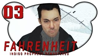 Fahrenheit Remastered #03 - Lucas Kane: Bruder und Held (Let's Play German Deutsch)