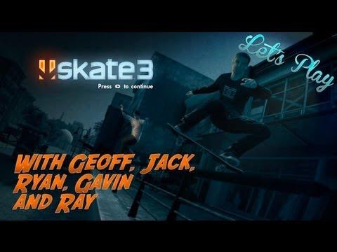Let's Play – Skate 3