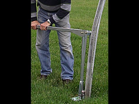 JackJaw Sign Post Puller - How To Pull Sign Posts