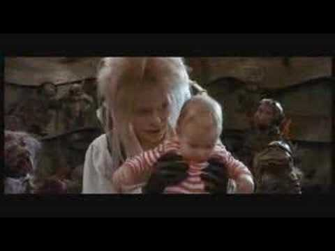 David Bowie In Labyrinth - Magic Dance