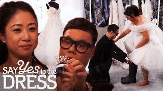 Gok Wan's Best Bespoke Dresses | Say Yes To The Dress Lancashire