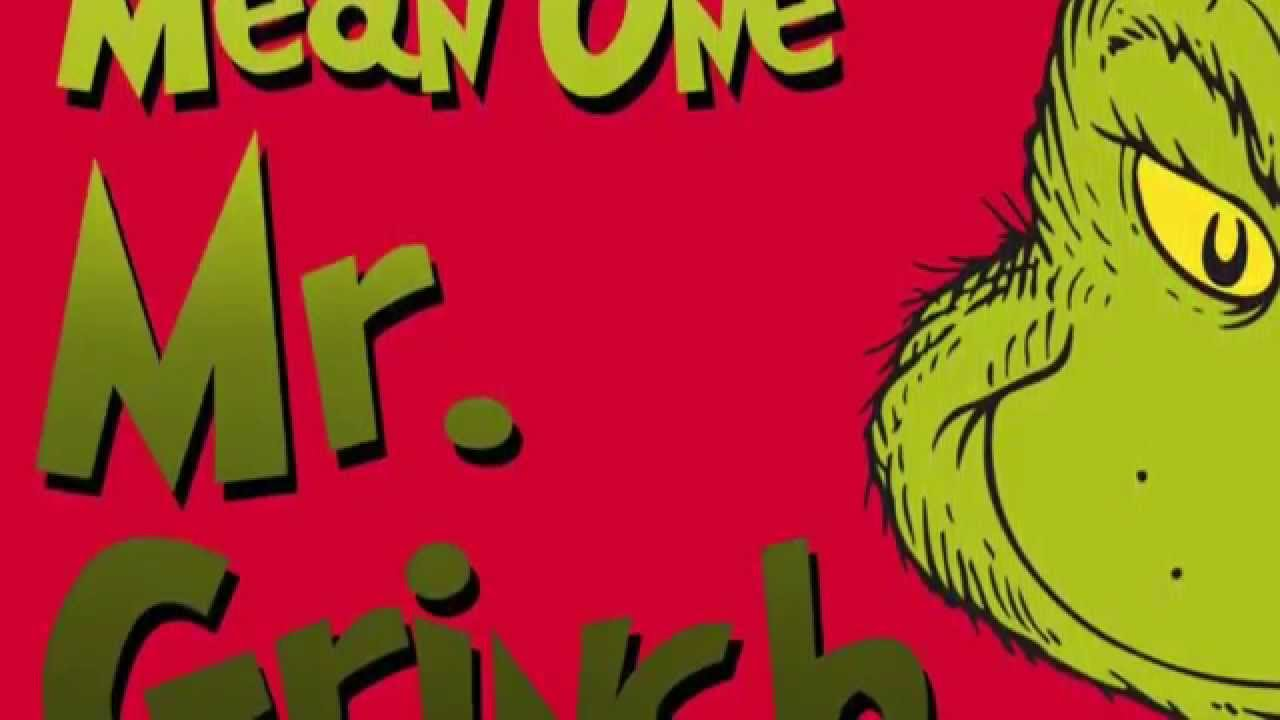 Karl sings quot you re a mean one mr grinch quot youtube
