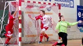 Futsal: SK Slavia Praha - Indoss Plzeň 6:3 (3:0)