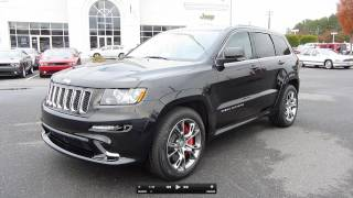 Jeep Grand Cherokee SRT8 2012 Videos