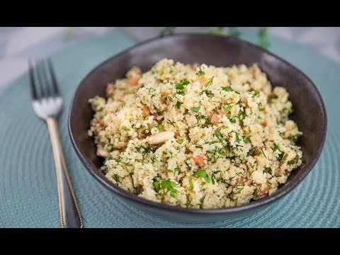 Continental Stock Pot Herby Couscous Salad