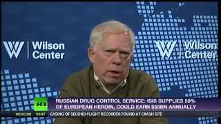 US efforts to stop Afghan heroin failed miserably – ex Asia Prog Director, Wilson Center