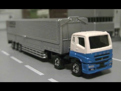 Long Truck Toys Car Video For Kids