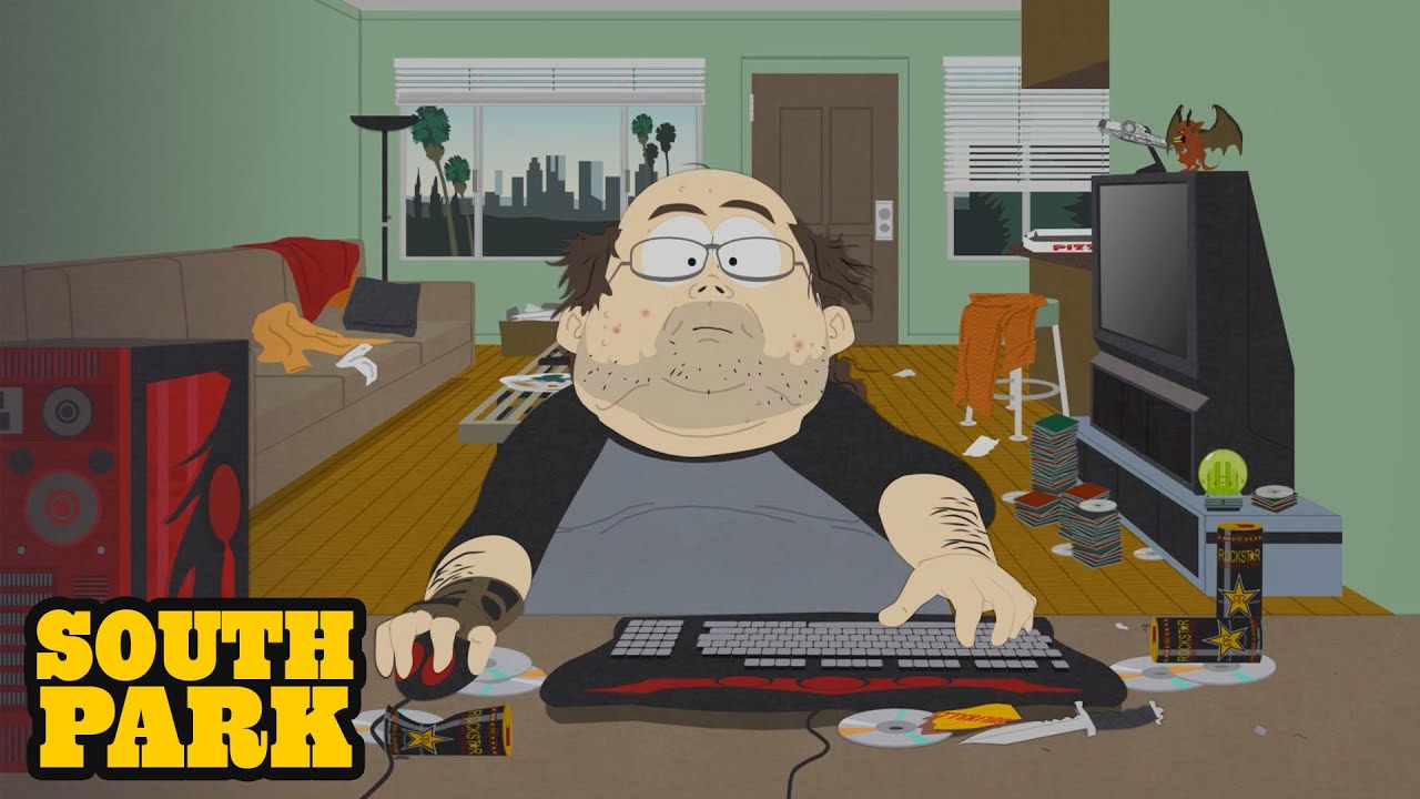 Creator Commentary: Make Love, Not Warcraft - SOUTH PARK