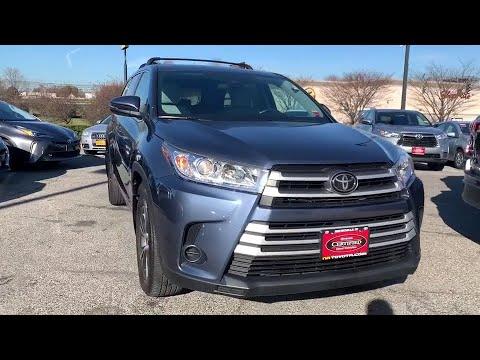 2017 Toyota Highlander Bronx, Mamaroneck, Yonkers, Larchmont, Westchester, NY U33470A