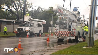 Outage Restoration and Safety