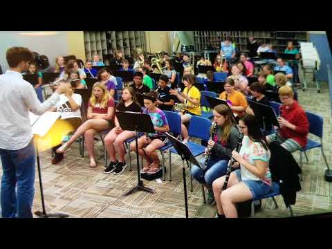 The Tempest | North Harrison Middle School 6th Grade Beginning Band
