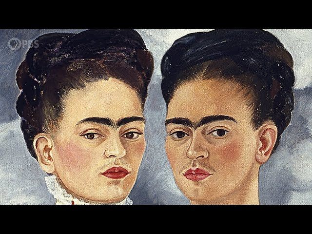 What this painting tells us about Frida Kahlo
