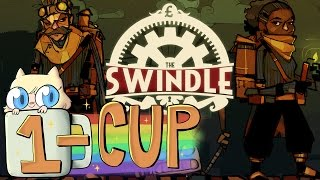 THE SWINDLE First Impression | 1-CUP