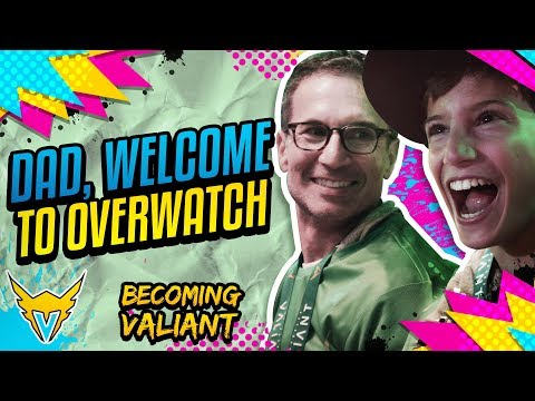 DAD, WELCOME TO OVERWATCH | Becoming Valiant thumbnail