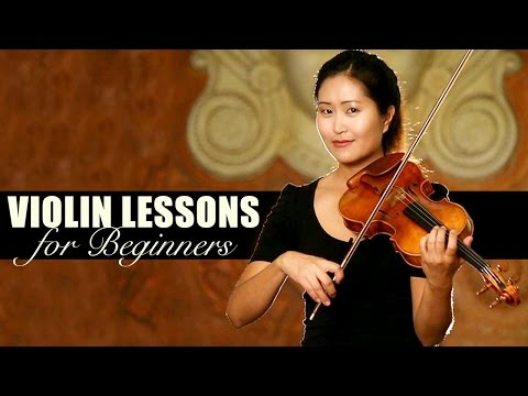 Violin Lessons For Beginners | Music tutorial | Violin Lesson 1