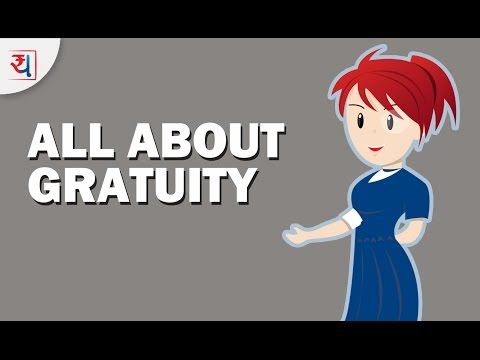 What is Gratuity? How Gratuity works and taxation | Gratuity Calculation