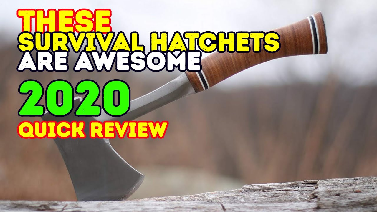 Best Survival Hatchets 2018