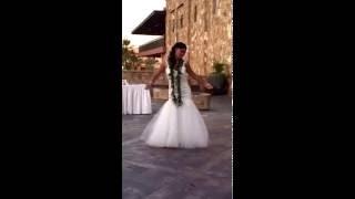 The Hawaiian Wedding Song - Hula Dance