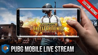 PUBG MOBILE CUSTOM ROOMS!! SPECATATOR MODE!!