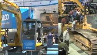 Video still for See the latest equipment & industry trends at CONEXPO-CON/AGG