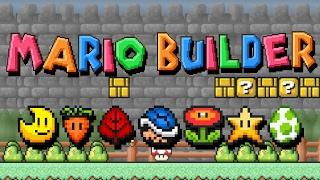 Mario Builder - ALL POWER UPS