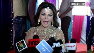 Rakhi Sawant On The Set Of Chidiyaghar For Promotion Of Film Mumbai Can