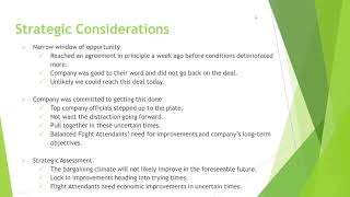 TA Webinar - Strategic Considerations