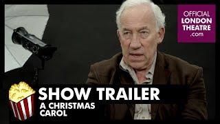 Trailer: Simon Callow in A Christmas Carol